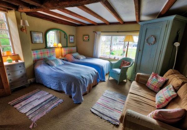 OldManor House Brasted Bedroom