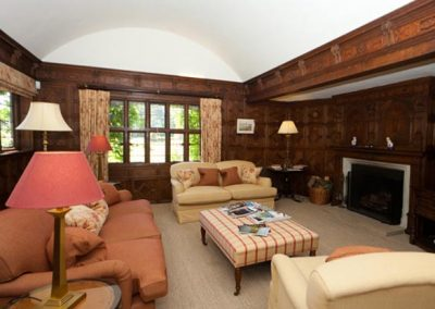 Hever Castle Medley Court