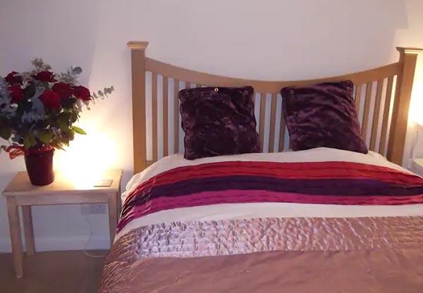Park Lane B&B bedroom