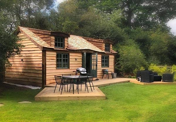 The Secret & Hidden Cottages Exterior