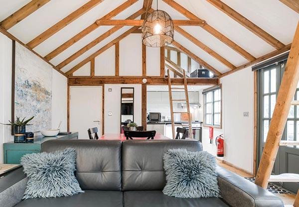 The Secret & Hidden Cottages Interior