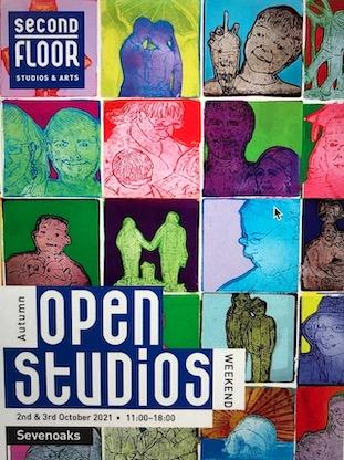 Art at 96 High Street – Open Studios