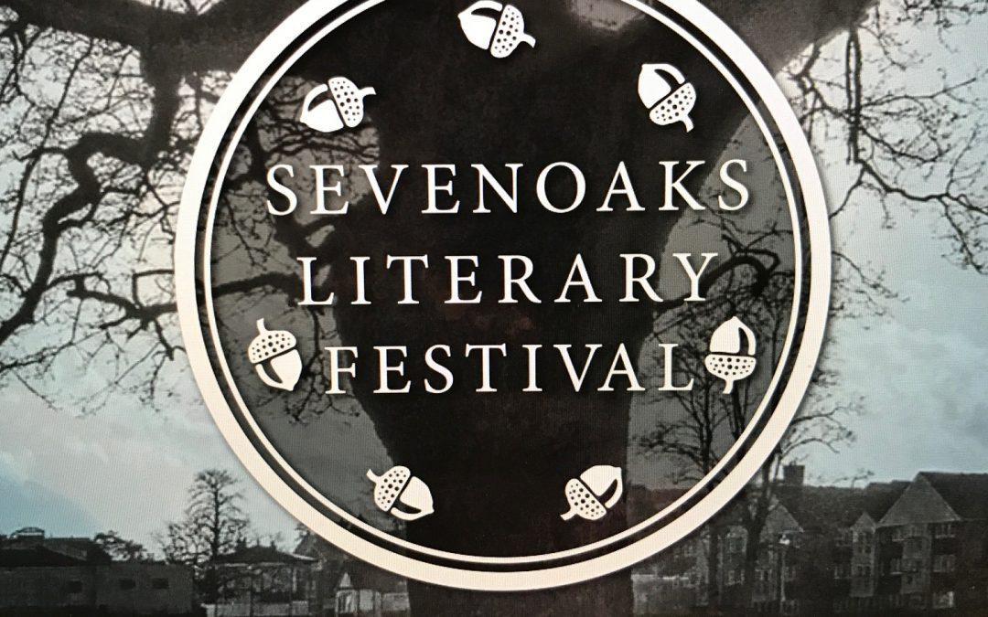 Sevenoaks Literary Festival 2021