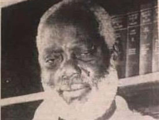 Edward Shamwana